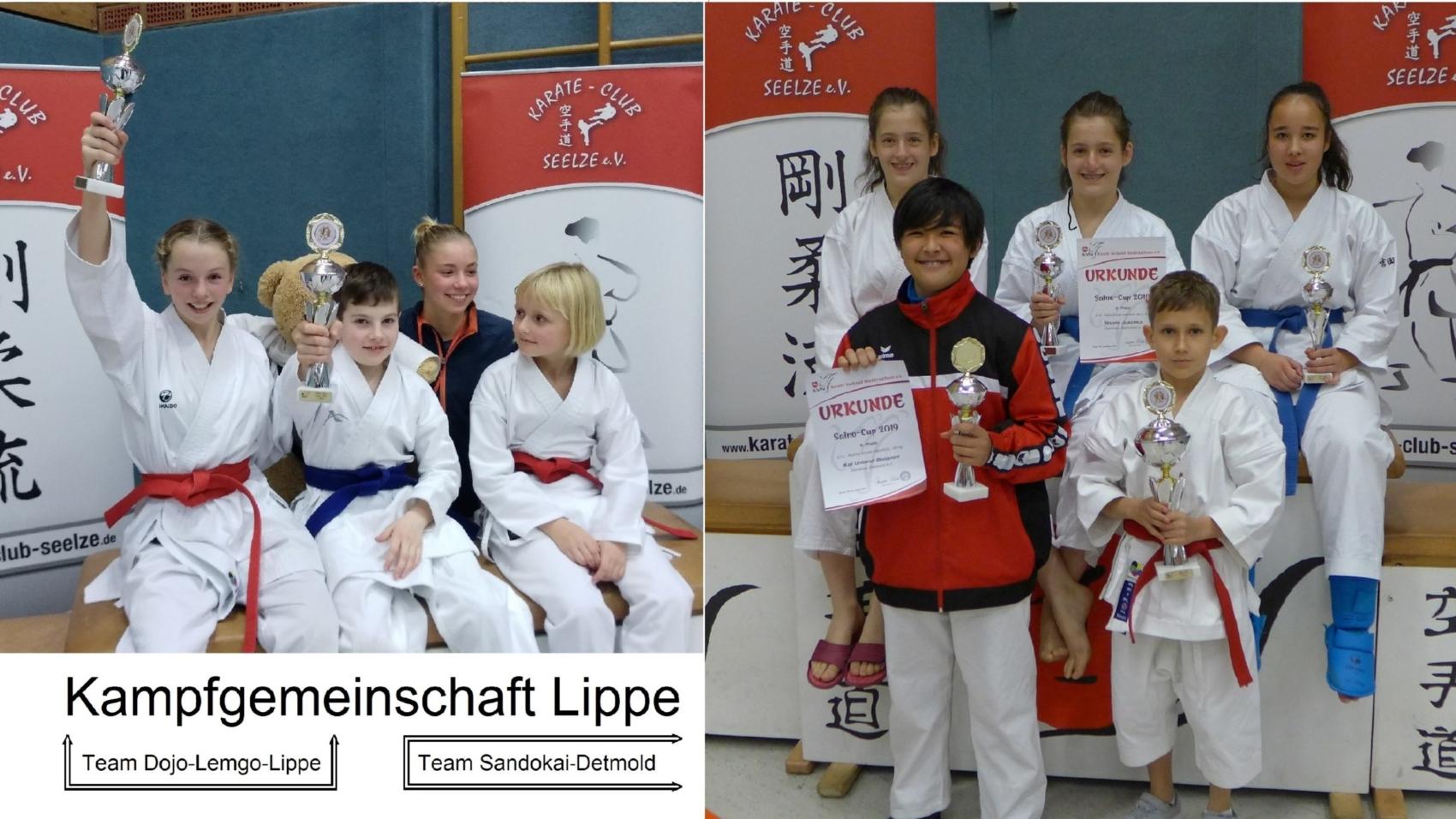 Saino-Cup 2019 - Kamfgemeinschaft Lippe  ohne Lenn (Foto: S. Krause, D. Juschka, Bearbeitung: D. Juschka)